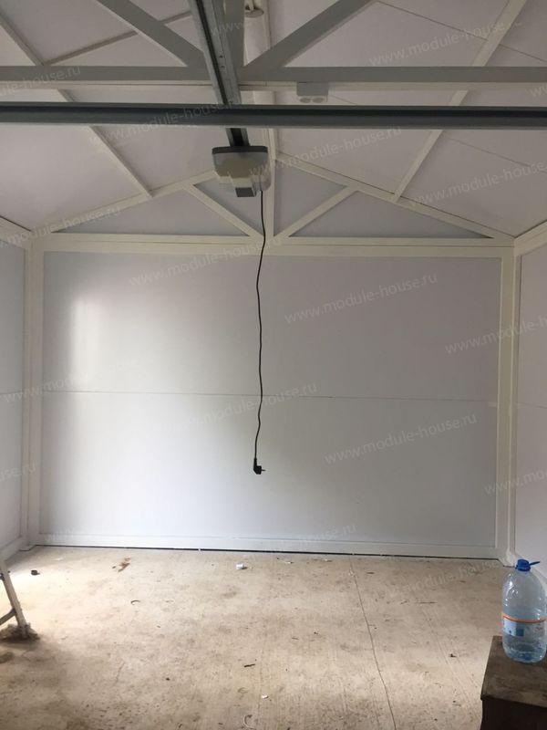Лстк конструкции гараж