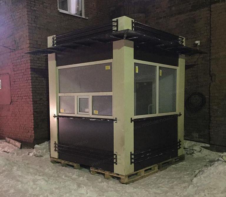 Проект 2 этажного коттеджа с гаражом